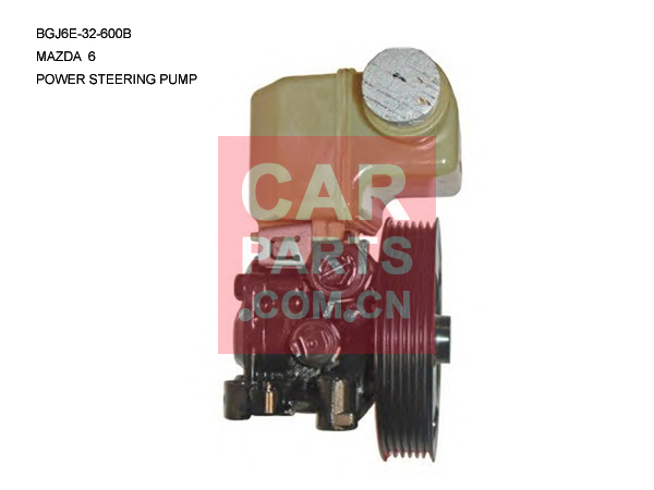 BGJ6E-32-600B,POWER STEERING PUMP FOR MAZDA 6