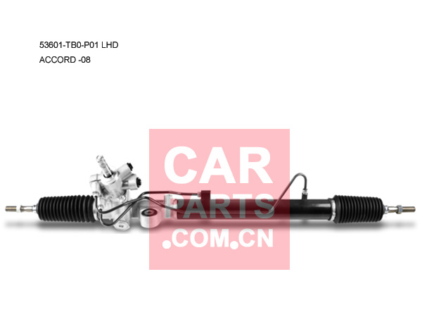 53601-TB0-P01,STEERING RACK LHD HONDA ACCORD