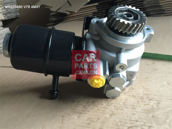 MR223480,POWER STEERING PUMP FOR PAJERO 4M41 V78W