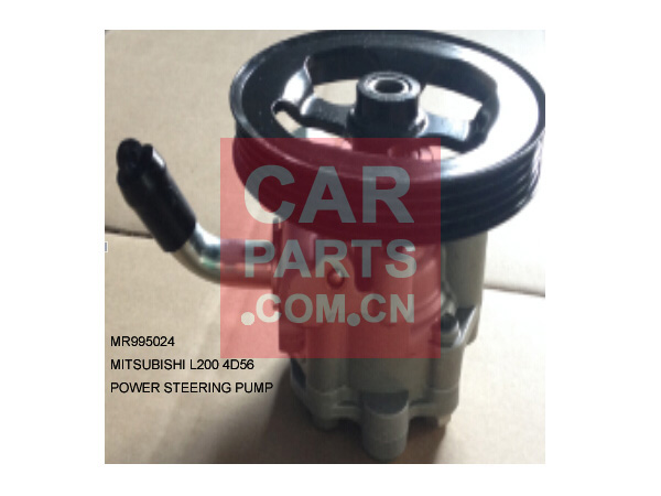 MR995024,POWER STEERING PUMP FOR MITSUBISHI L200,4D56