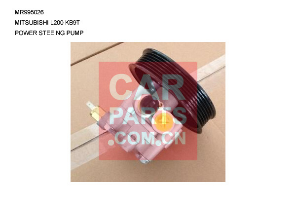 MR995026,POWER STEERING PUMP FOR MITSUBISHI L200 KB9T